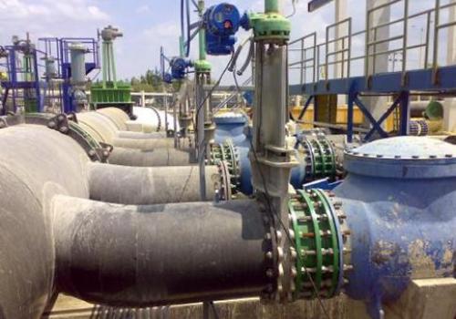 Biến tần HITACHI tiết kiệm 45% năng lượng cho trạm bơm nước