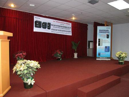 Hội thảo giới thiệu sản phẩm mới WJ200
