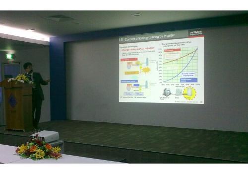 Hội thảo về Giải pháp nhà máy thông minh tại KCN VSIP1
