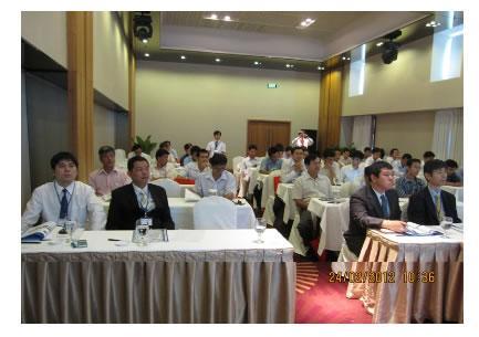 Hội thảo về Giải pháp tiết kiệm năng lượng tại KS PARKROYAL SAIGON